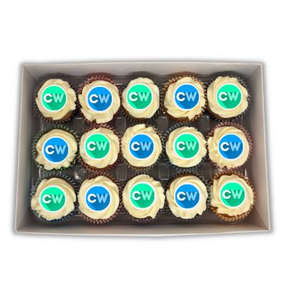 Image of Cupcake Gitfbox - 15 Pack