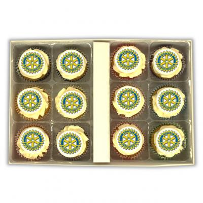 Image of Cupcake Gitfbox - 12 Pack