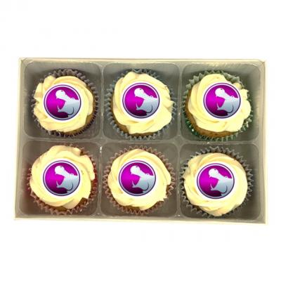 Image of Cupcake Gitfbox - 6 Pack