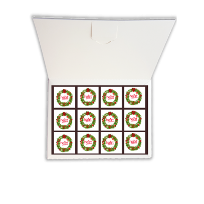 Image of Christmas Cake Bites (12 x Pack Box)